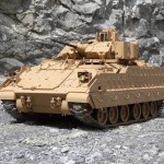 BAE Systems to Modernize Bradley Vehicles through $47 Million Contract