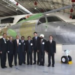 Embraer Unveils the First EMB-145 Modified for AEW Platform for the Indian DRDO