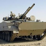 UAE To Upgrade 135 BMP-3 Armored Infantry Vehicles