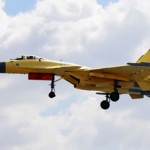 China&#8217;s J-15 New Carrier Based Fighter Get Ready for More Test Flights