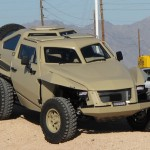 Crowd-Driven Combat Support Vehicle Prototype Completed in 98 Days