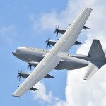 Lockheed Martin delivered the first of 11 HC-130J Combat King II personnel recovery aircraft to the United States Air Force&#039;s Air Combat Command (ACC). Photo: USAF