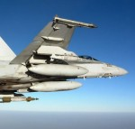 Navy F-18D performed two successful test firings of the AIM-9X Block II, the latest version of the Sidewinder, enhanced with Lock on After Launch capability. Photo: Raytheon