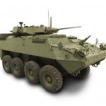 GDLS Canada to Upgrade 550 LAV IIIs for the Canadian Army