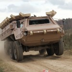Active Protection Capability Demonstrated in an Open Demo