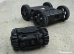 Throwable Robots Debut at the Singapoore Airshow