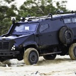 FORT &#8211; An Armored Vehicle Tailored for Urban Missions