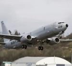 US Navy Receives the First P-8A Poseidon
