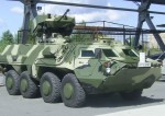 Kazakhstan to Jointly Produce Ukrainian BTR-4 APCs