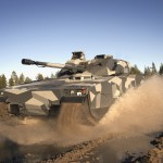Norway Invests $750 Million Modernizing and Expanding CV90 Fleet
