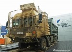 Rheinmetall Displays RPG-Protected Cabin for the HX2 High Mobility Truck
