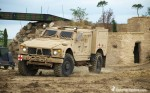 Eurosatory 2012: Oshkosh Defense Demonstrates MEDEVAC M-ATV
