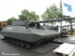 Rheinmetall Defence Displays Two Marder Upgrades
