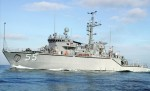 Two US Minehunters Join Taiwan Navy