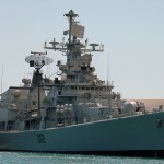 Indian Navy Warships Conclude Israeli Visit