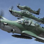 Indonesia Receives Four A-29 Super Tocanos