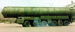 DF-41 ICBM