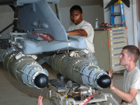 Laser JDAM Tested with 2,000 pound Mk-84 Warhead