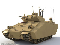 Two Ground Combat Vehicles (GCV) models, developed by BAE Systems / Northrop and GDLS / Lockheed Martin teams will be evaluated for the future Army procurement of vehicles replacing M-113s and Bradley IFVs.