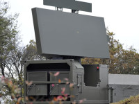 GROUND Master 400 is part of ThalesRaytheonSystemss fully digital 3D air defense radar family. Photo: Thales