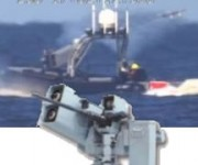 Spike missile fired form Mini Typhoon weapon station mounted USV-PEM, during an evaluation of the missile by the US Navy last week. Photos: US Navy, Rafael
