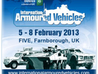 &#8216;International Armoured Vehicles 2013&#8242; Offers Live Demonstrations of Combat Vehicles