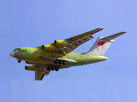 China&#8217;s Xian Y-20 Takes Off on First Flight