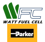 Parker Hannifin and WATT Fuel Cell Team to Bring Commercial SOFC Applications to Market