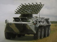 1L121E mobile 3D radar covers full hemisphere, with on-the-move surveillance, detecting a wide range of threats including guided weapons and mini-uavs. This new radar supports air defense assets. Tamir Eshel, Defense-Update
