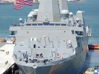 USS San Diego declared ready for combat operations