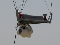 SPEED-A Payload suspended under an aerostat