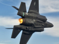 F-35 Lightning II Resume Flying &#8211; &#8216;Blade Crack Caused By Stressful Testing&#8217;