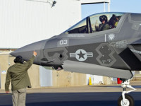 Japanese Government Approves Export of F-35 Components