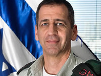 Maj. General Aviv Kochavi, Director, Israel&#039;s Military Intelligence. Photo: IDF