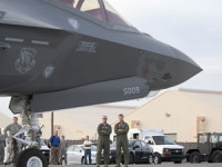 F-35 Enters Operational Testing at Edwards and Nellis Air Force Bases