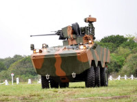 The Brazilian Army has already inducted over 86 VBTP-MR GUARANI 6x6 APCs armed with remote weapon stations. The Brazilian Army plans to induct additional 2,044 units  by 2030.