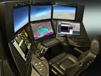 RPA Pilots Command Avenger from a New Ground Control Station