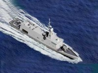 Israel Shipyards Introduces the SAAR 72 Mini-Corvette Design