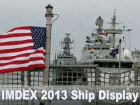 Photo Report: Singapore Hosts International Navies IMDEX 2013