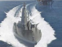 The Super-Dvora Unmanned Surface Vessel (SD-USV) concept - proposed for maritime surveillance and EEZ patrol missions.